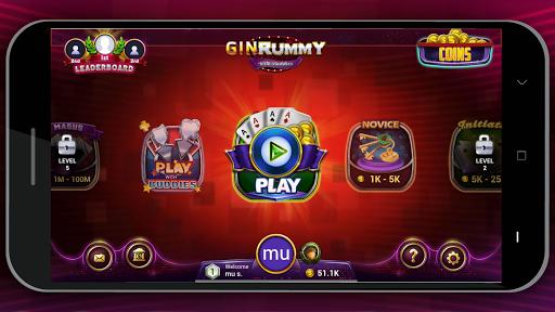 Gin Online - Free Online Card Game 1.0.5 screenshots 4