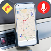 Voice GPS Driving Direction & Navigation Route