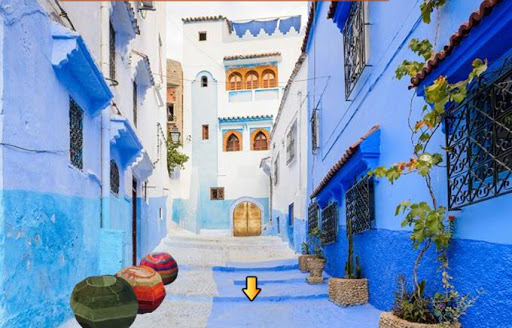 免費下載解謎APP|Blue City Chefchaouen Escape app開箱文|APP開箱王