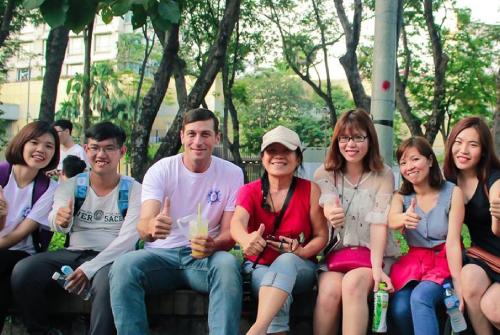 Saigon American English photo