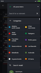Periodic Table PRO v4.3.1 Mod APK 6