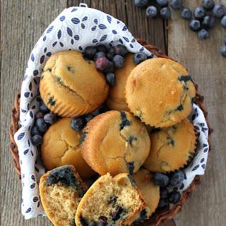 Blueberry Muffins.