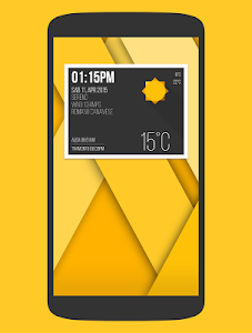 EXO - Weather For Zooper v1.3