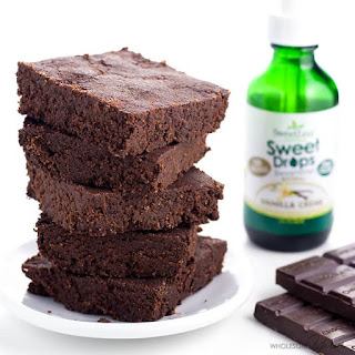 Keto Brownies Recipe (Low Carb, Gluten-Free) - 6 Ingredients Recipe