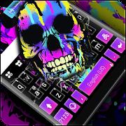 App Splatoon Skull Keyboard Theme APK for Windows Phone