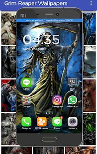 Grim Reaper Wallpapers HD - náhled