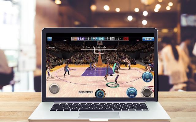 NBA 2K MOBILE HD Wallpapers Game Theme