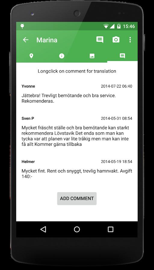 Stellplatz Scandinavia - screenshot