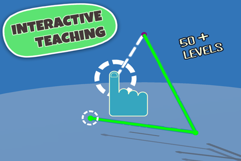 DRAW 3D JUNIOR :LEARN GEOMETRY 1.0 screenshots 3