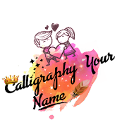 Calligraphy Name Art App Report on Mobile Action - App Store