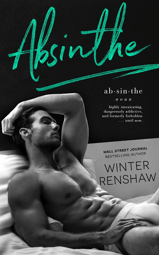 Cover Reveal - Absinthe by Winter Renshaw