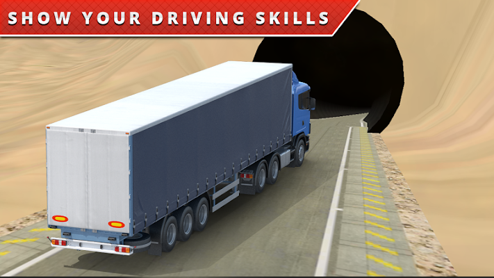 Arab Truck Driving Simulator - screenshot