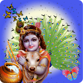Janmashtami Photo Frame