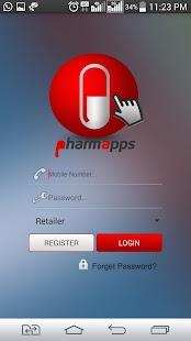 Pharmapps - náhled