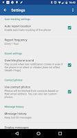 Screenshot of Family Tracker: Locate Phones