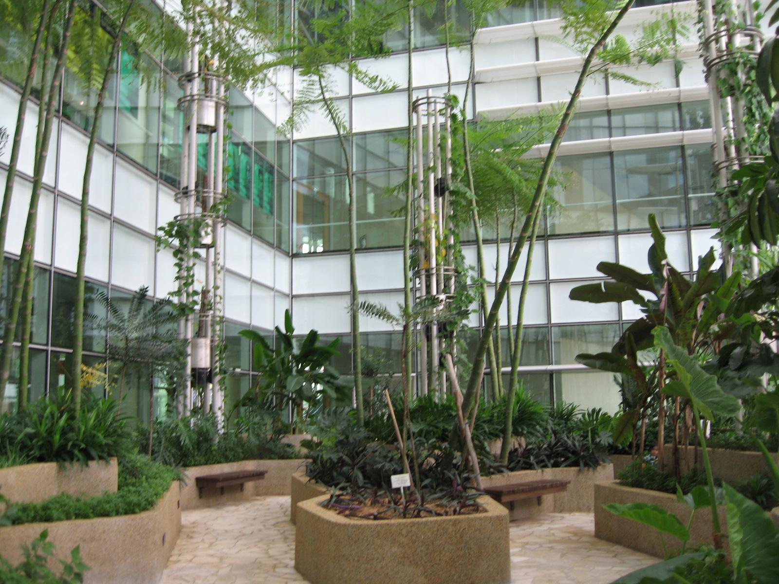 Green Interior Design, Wikimedia