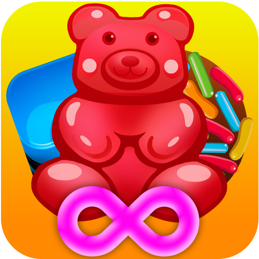 Endless Gummy Bear Juegos para Android