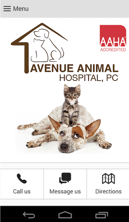 Avenue Animal Hospital- screenshot