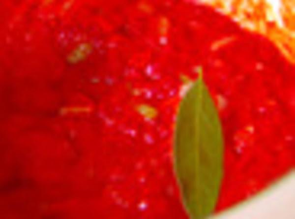 Robert Irvine's - Marinara Recipe