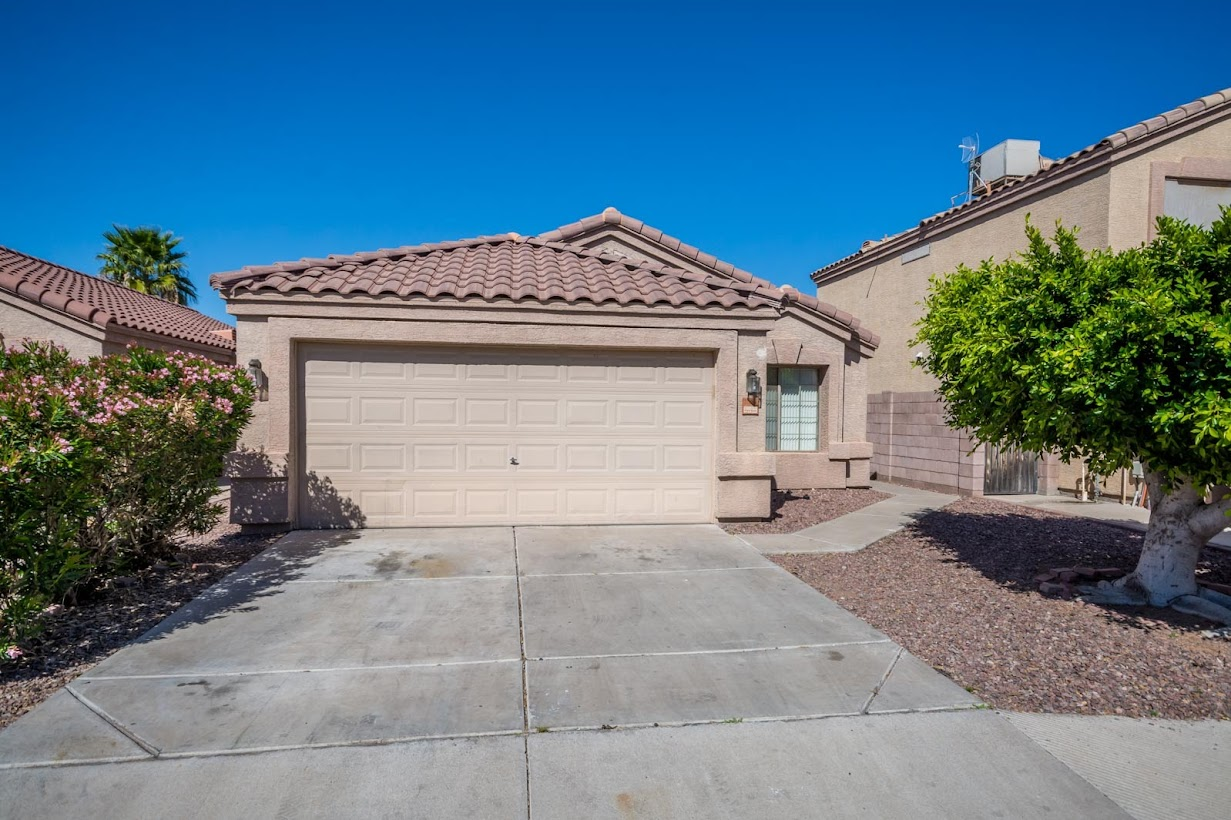 Front picture of home for sale in Mesa