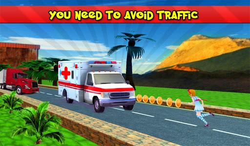 Subway Princess Bus Rush Run screenshot 11