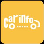 Car Registration Info icon