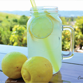 Old Fashioned Lemonade.