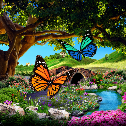 3d Butterfly Live Wallpaper التطبيقات على Google Play