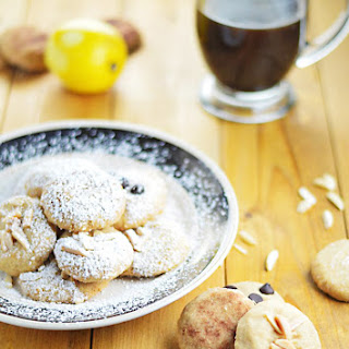 Spanish Almond Shortbread