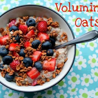 How To Secretly Make Breakfast Seem Bigger.