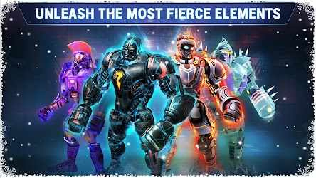 Real Steel Boxing Champions MOD Apk 1.0.448 4