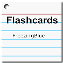 FreezingBlue Flashcards icon