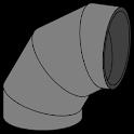 Flat Pattern Bend icon
