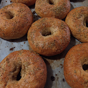 4 pack of bagels