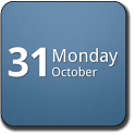 Date Viewer Widget icon