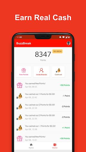 BuzzBreak - Read, Funny Videos & Earn Free Cash! 1.1.6.1 screenshots 3