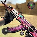 Critical Action :Gun Strike Ops - Shooting Game icon