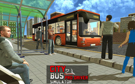 City Bus Pro Driver Simulator 1.2 screenshots 1