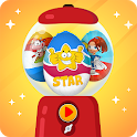Gumball Machine eggs game - Kids game icon