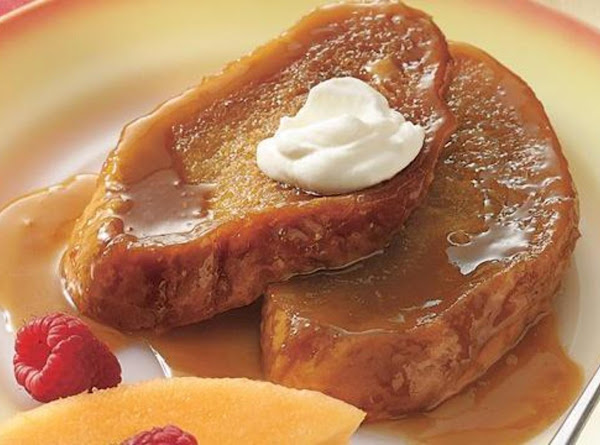 Baked Caramel French Toast Recipe