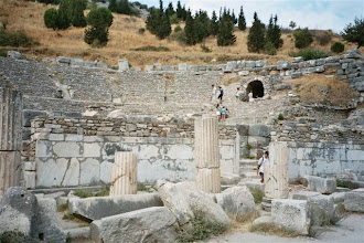 Photo: divadlo v Efesu