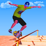 Flip Skater Boy Game,Pro Skateboard 3D Endles game icon