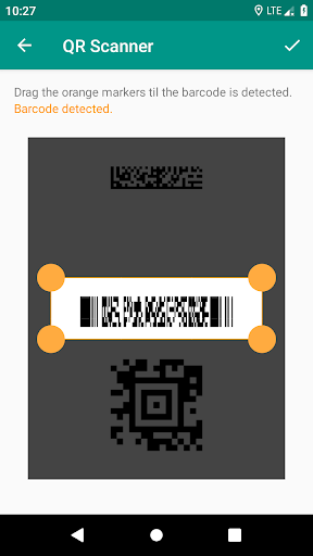 QR & Barcode Reader screenshot 5