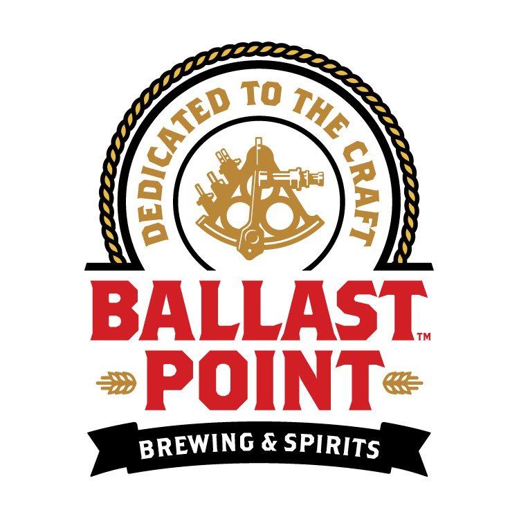 Logo of Ballast Point Lager
