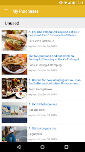 LivingSocial - Local Deals- screenshot thumbnail