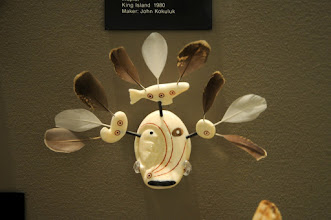Photo: Contemporary native art, UA Museum of the North