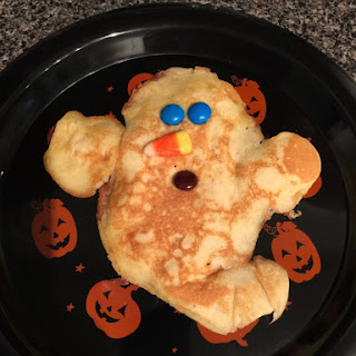 Halloween Breakfast Recipes