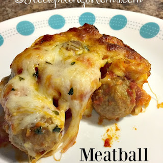 Meatball Sub Bake