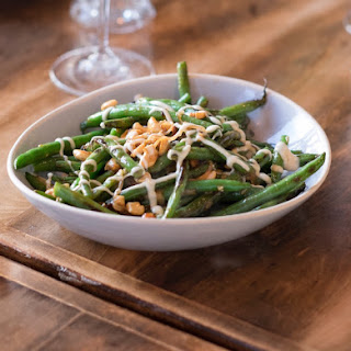 Green Beans with Girl & the Goat Sauté Recipe