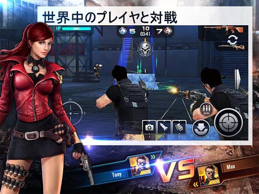 Hero Forces【快適操作の本格FPSゲーム・無料】